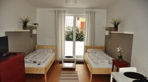 Ubytování Třeboň - Apartmán Rožmberk